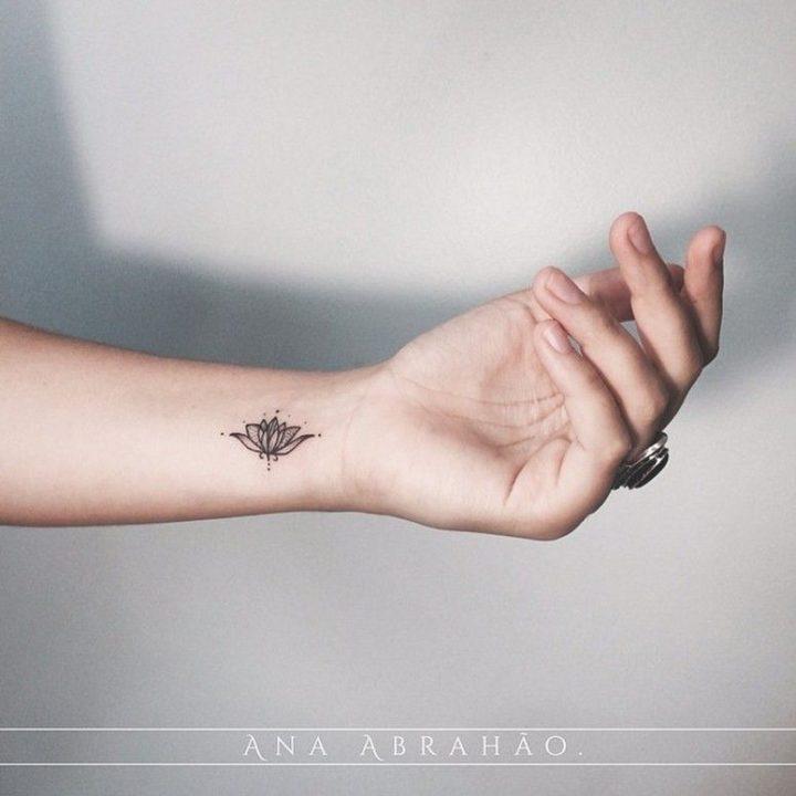 Tatuagens Delicadas Veja Frases E Desenhos Lindos Para Se