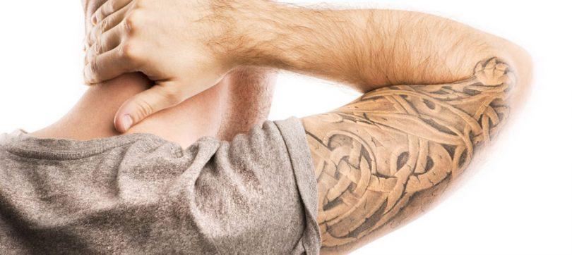 Melhor forma de remover uma tatuagem