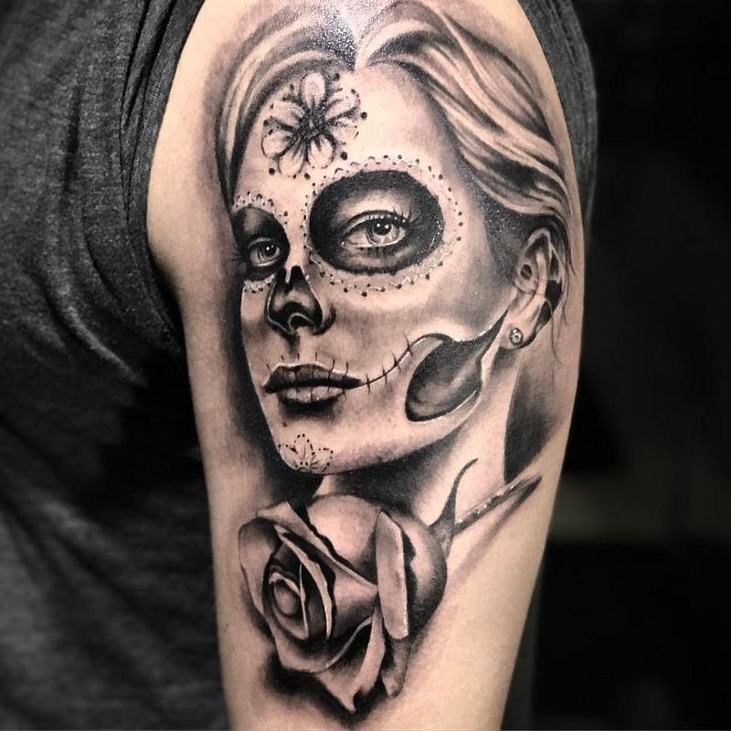 Saiba Tudo Sobre A Mexicana Tatuagem Catrina Amo Tatuagem