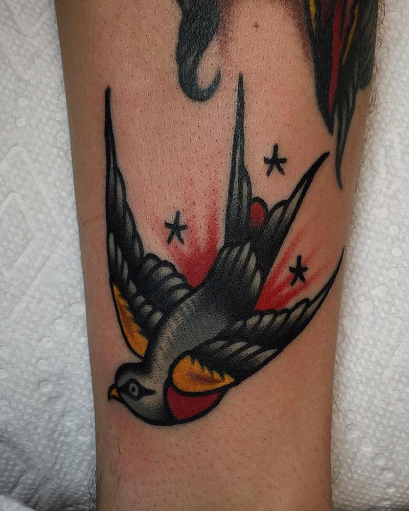 Tatuagem Old School Um Dos Estilos De Tattoo Mais