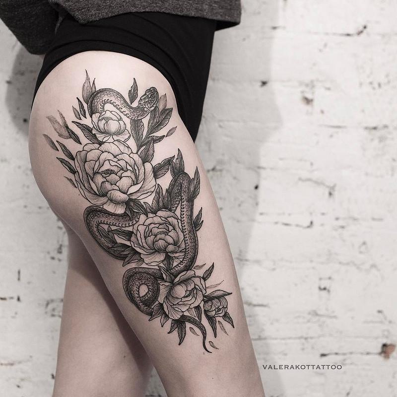 Forasteiro Tattoo Tattoo Serpente: Algumas Dicas E Ideias De Tatuagem De Cobra E Seus