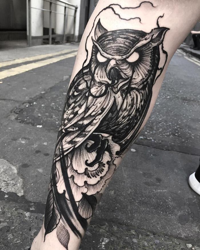 Pensando Em Fazer Tatuagem De Coruja Confira Essas Ideias E Dicas