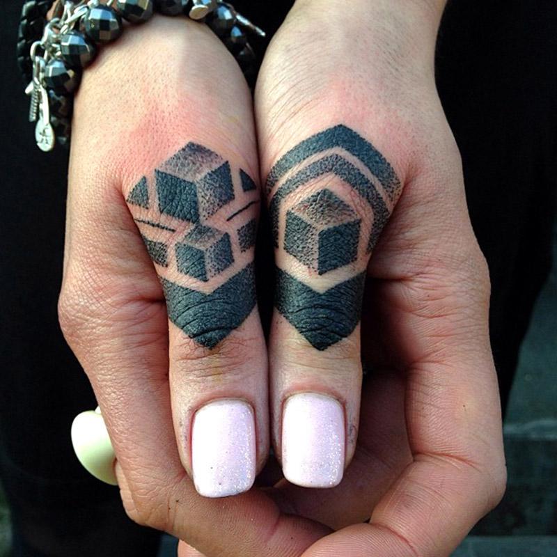 Inspire-se Nessa Lista E Nessas Ideias De Tatuagem Nos Dedos