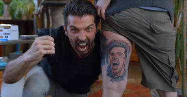 Tatuagens de fãs de futebol
