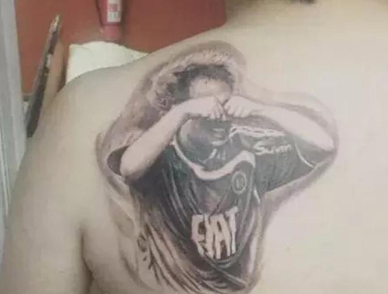 Tatuagem Valdivia