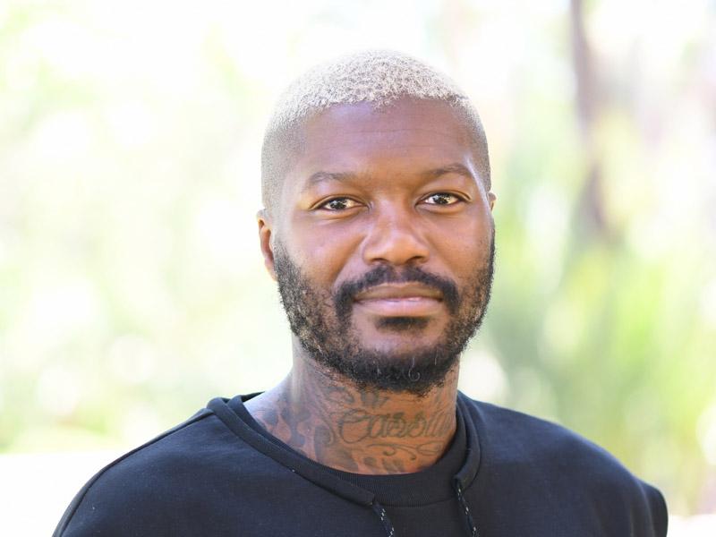 Djibril Cissé tatuagens