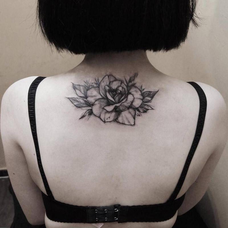 Ideias E Fotos De Tatuagem De Rosa Que Você Precisa Ver