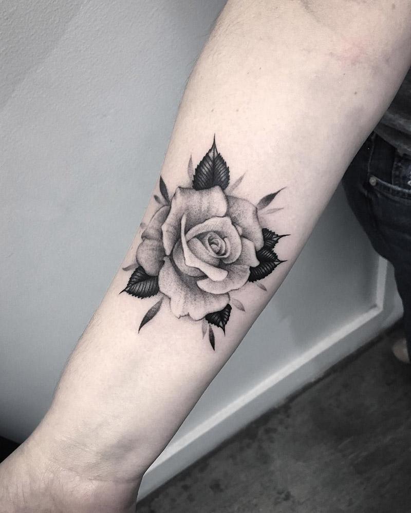 Book Cover Black Tattoo : Ideias e fotos de tatuagem rosa que você precisa ver