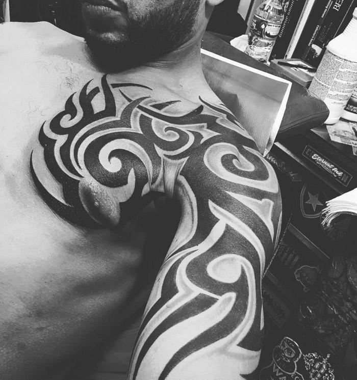 Incríveis Fotos E Ideias De Tatuagem Tribal E Seu Significado