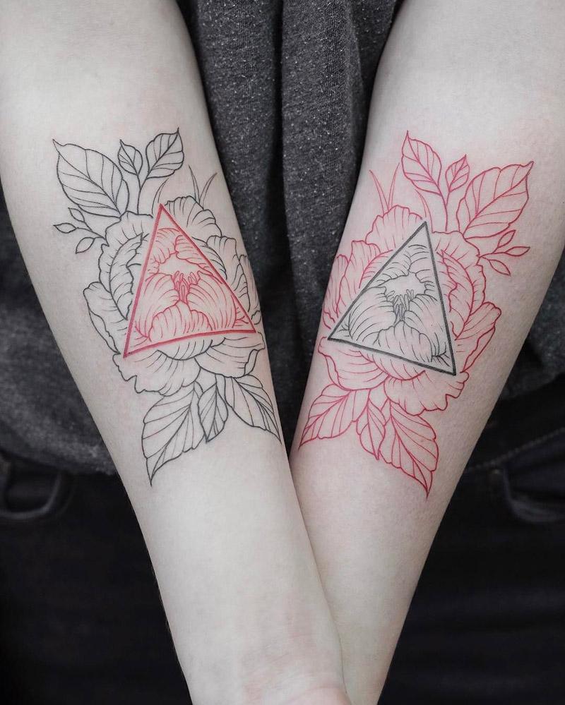 Fotos E Ideias De Tatuagens Para Casal Para Você Se Inspirar