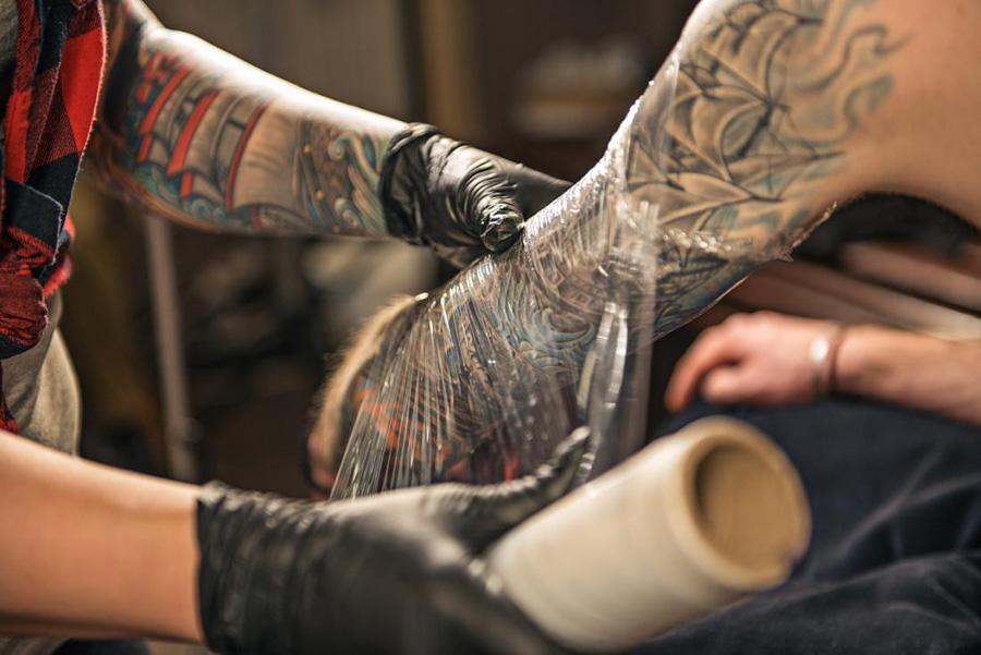 Pomada Para Tatuagem 3 Mais Recomendadas Por Profissionais