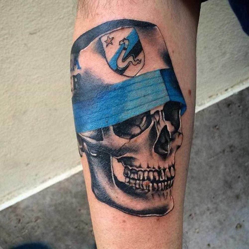 Tatuagem Grêmio Veja O Que Alguns Fãs Do Time Já Fizeram