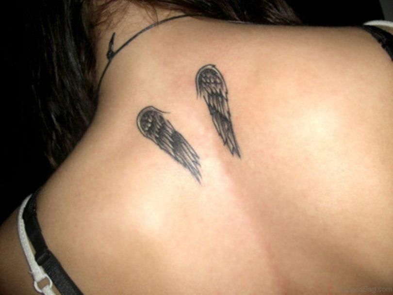 Tatuagem De Asas Nas Costas Ideias E Fotos Para Você Se