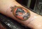 Tatuagem coçando