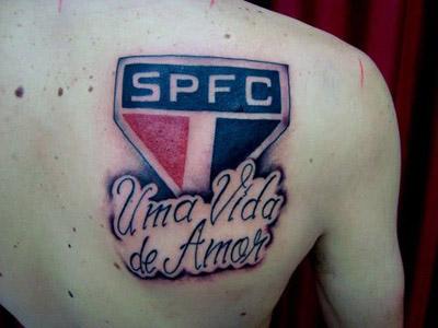 Tatuagens do São Paulo
