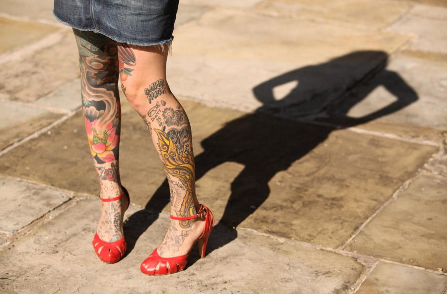 Tatuagens Femininas Na Perna 10 Ideias Para Sua Próxima Tattoo