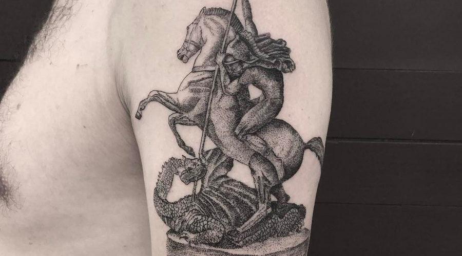 Tatuagens de São Jorge