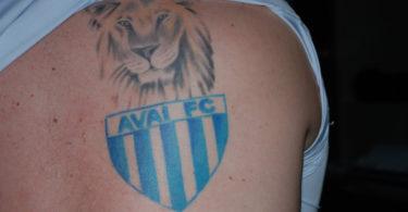 Tatuagens do Avaí Futebol Clube