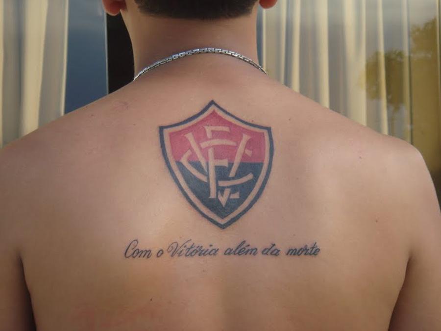 Tatuagens do Esporte Clube Vitória
