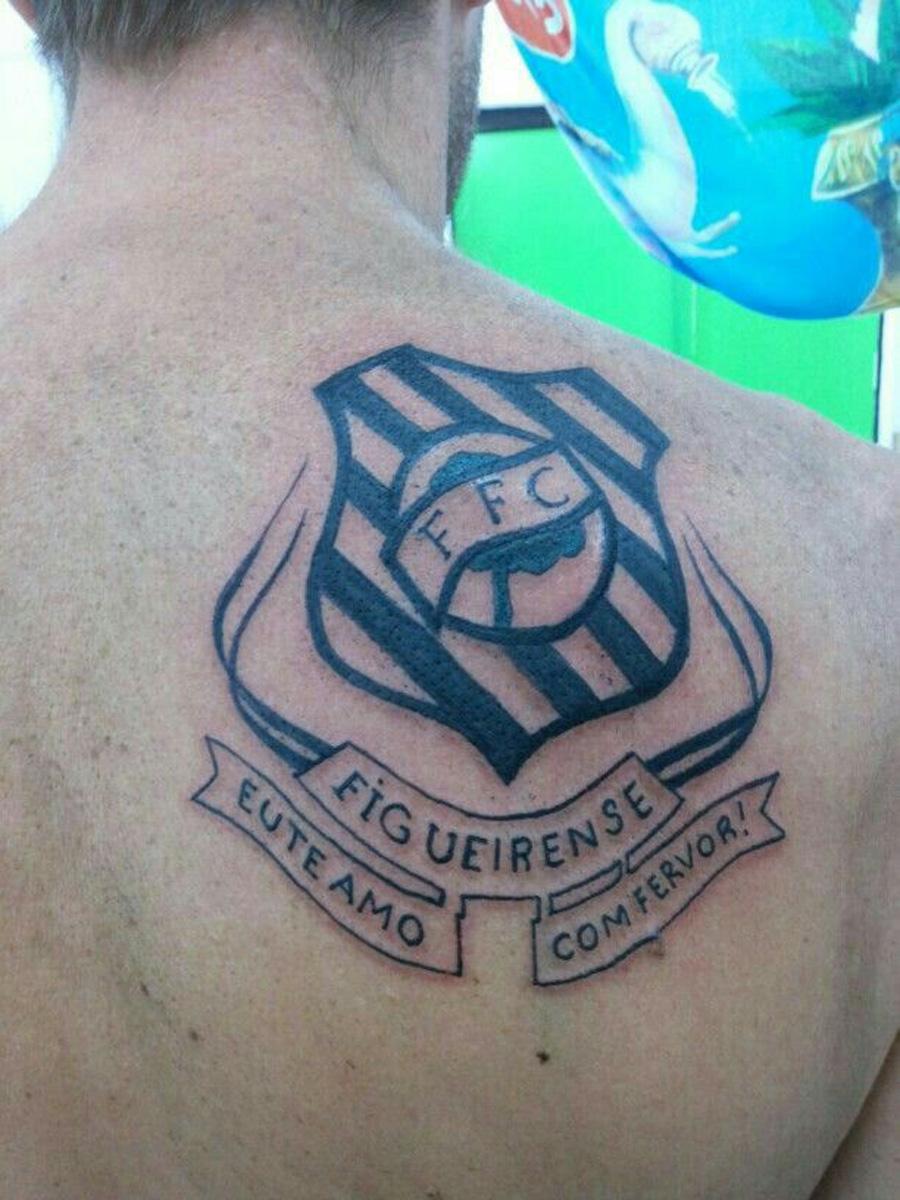 Tatuagens do Figueirense