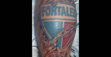 Tatuagens do Fortaleza Esporte Clube