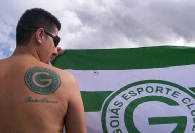 Tatuagens do Goiás Esporte Clube