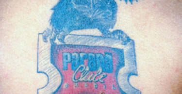 Tatuagens do Paraná Clube