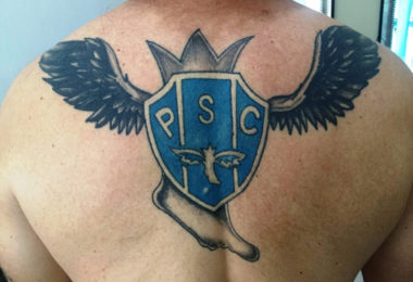 Tatuagens do Paysandu