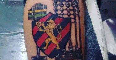 Tatuagens do Sport Club do Recife