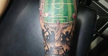 Tatuagens do Vasco da Gama