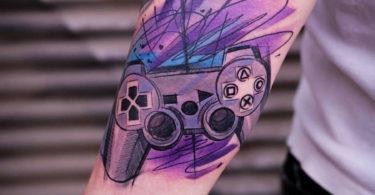 Tatuagens gamer