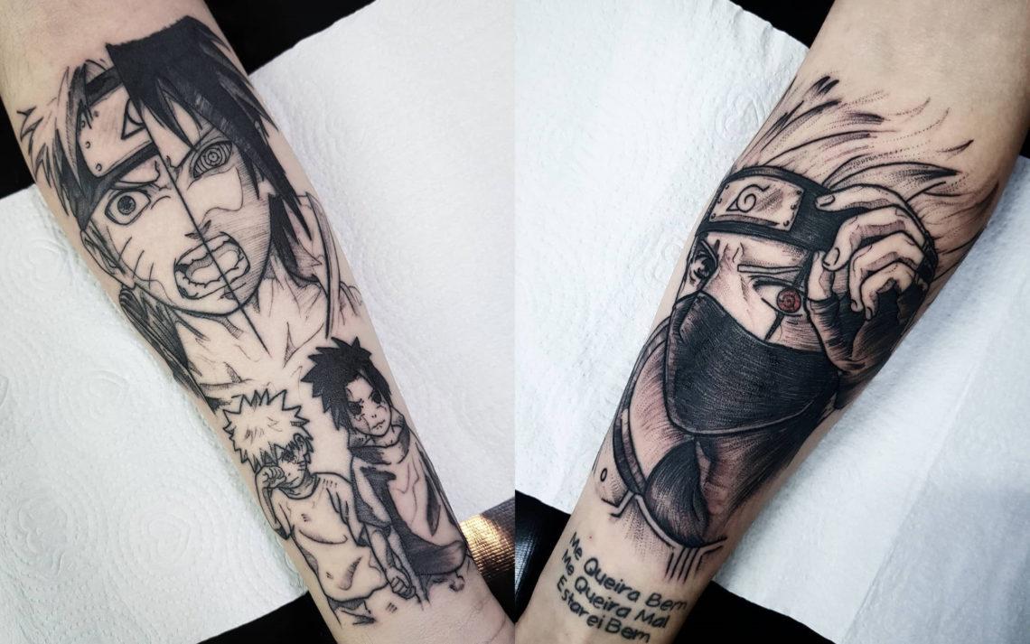 Tatuagens de Naruto