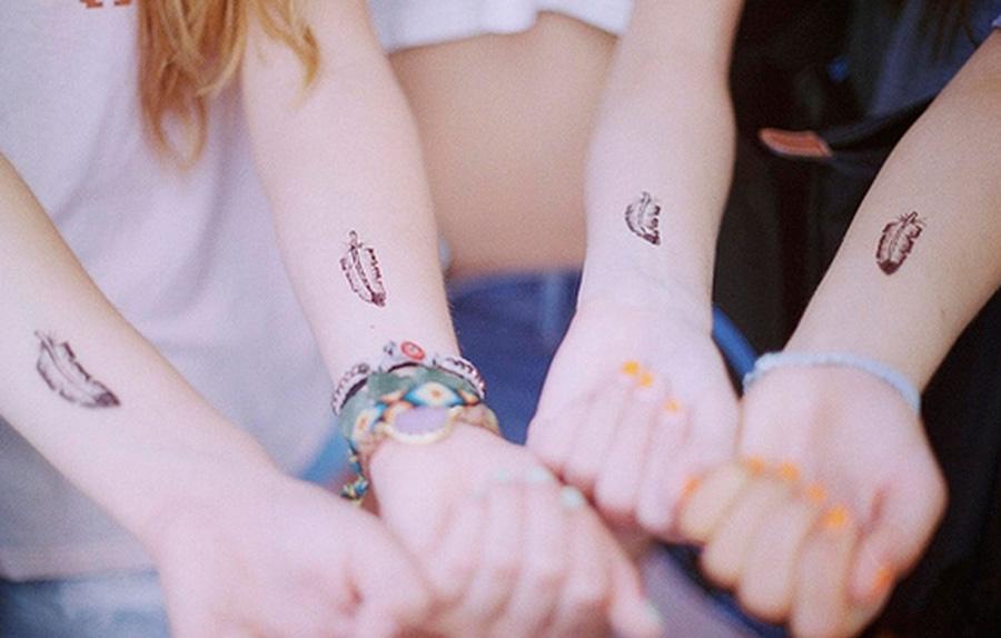 Autorização dos pais para fazer tatuagem