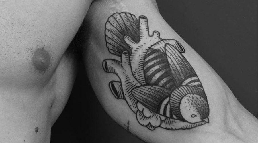 Tatuagem anatômica