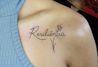 Tatuagem de resiliência