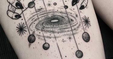 Tatuagem Wicca