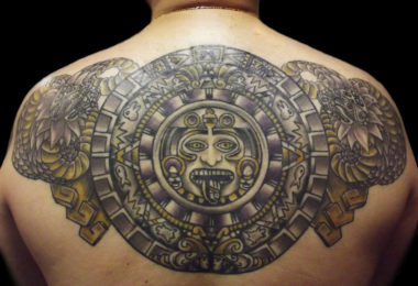 Tatuagem maia