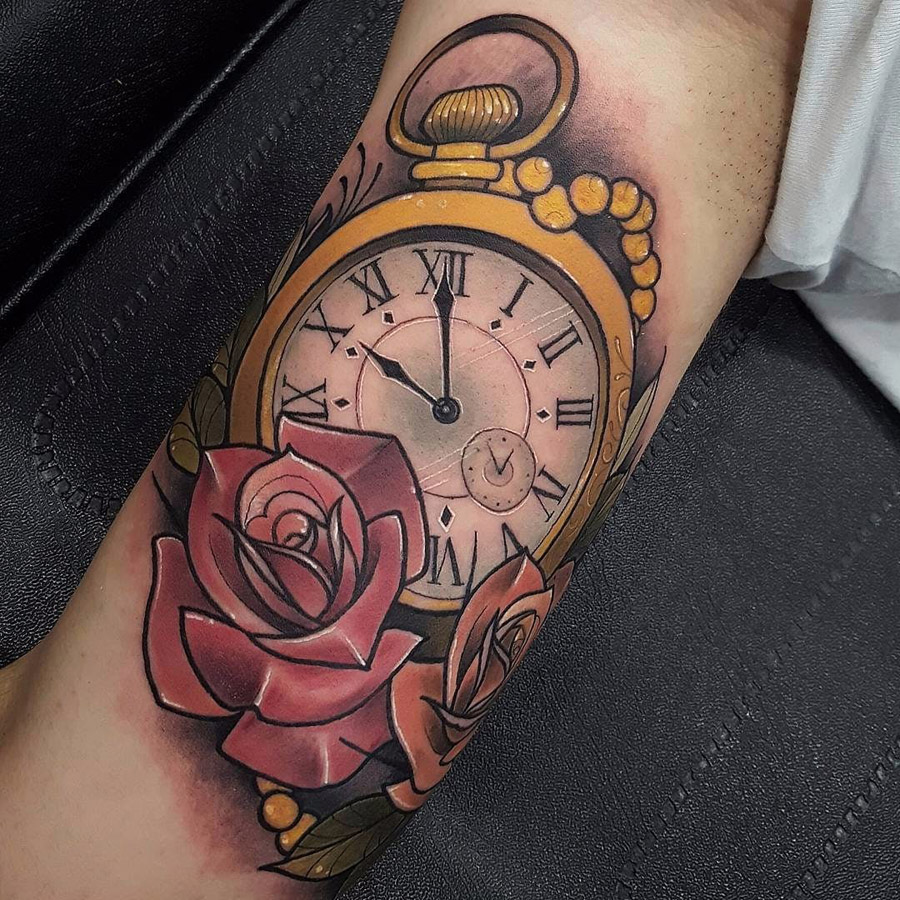 Tatuagem neo tradicional
