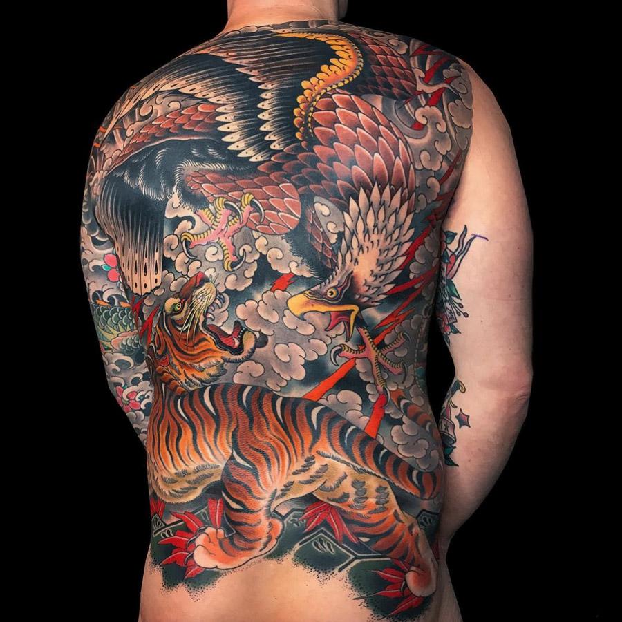 Tatuagem japonesa