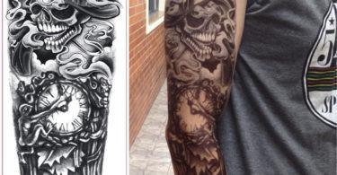 Tatuagem falsa