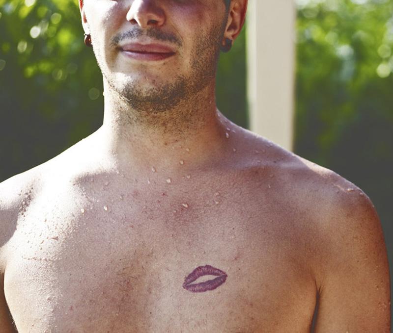 Tatuagens pequenas masculinas