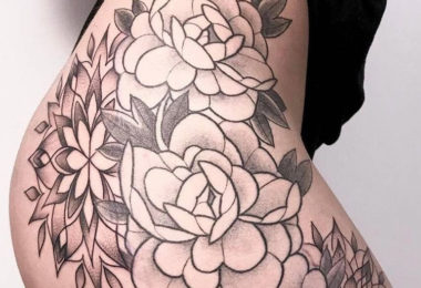 Tatuagem no bumbum