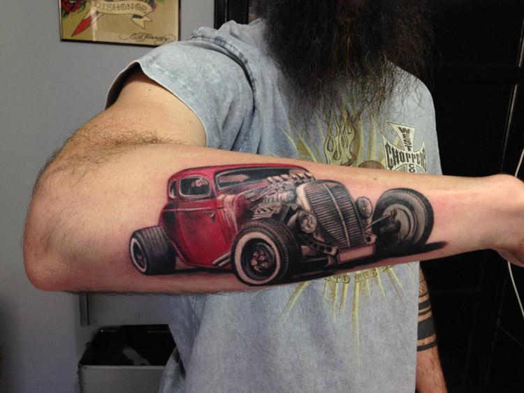 Tatuagens de carro