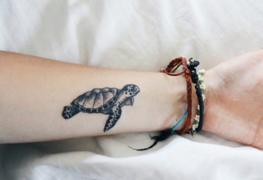 Tatuagens de tartaruga