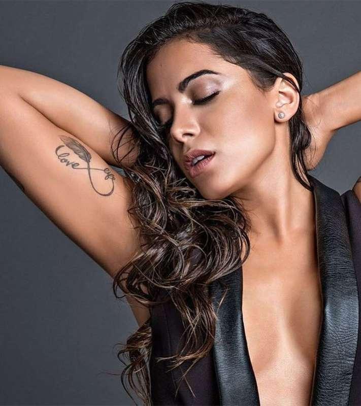 Tatuagens da Anitta